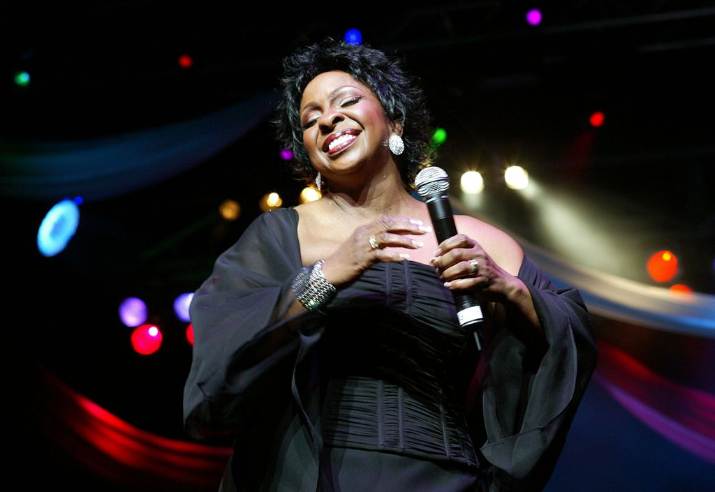"""Gladys Knight, """"The Queen of Hearts"""" performs at the Universal Amphitheate