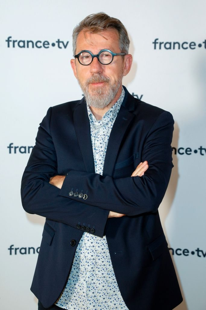L'animateur Jamy Gourmaud. ǀ Source : Getty Images