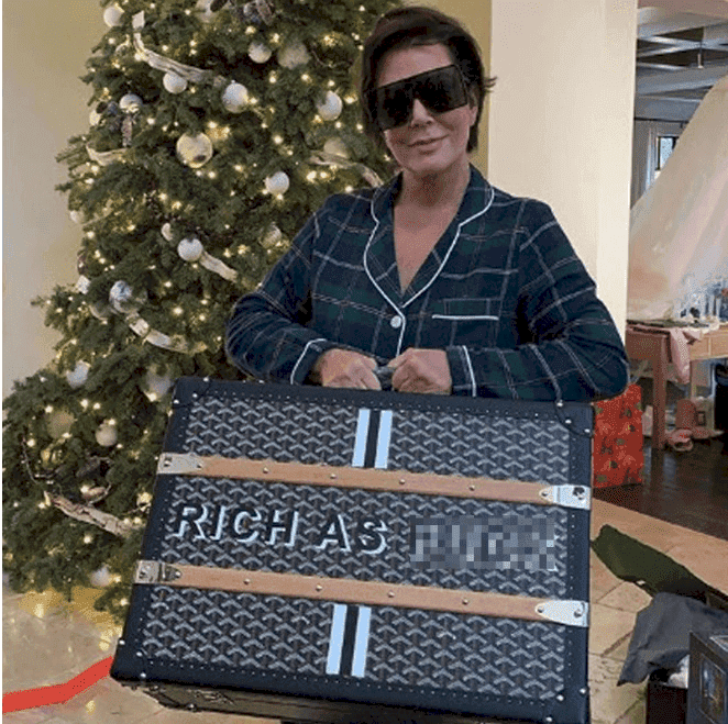 Source: SuInstagram/Khloe Kardashian's stories
