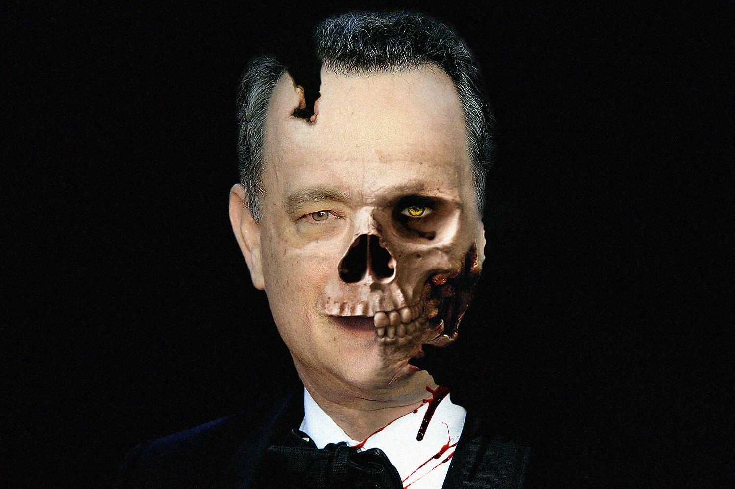 Tom Hanks as a zombie | Source: Getty Images