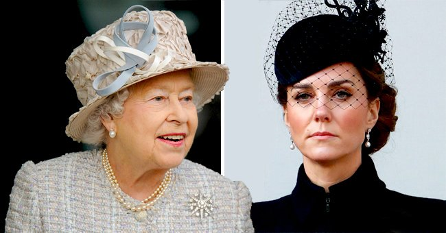 Us Weekly: Queen Elizabeth II Can Depend on Kate Middleton to Keep Things Running Smoothly
