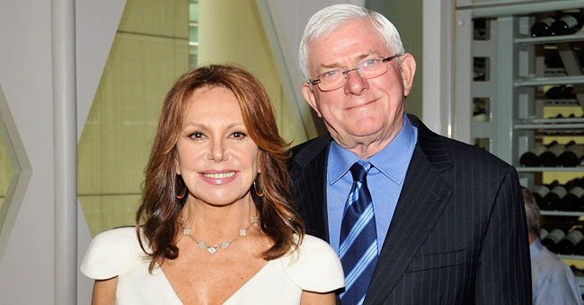 Story behind Marlo Thomas and Phil Donahue's Nearly 40-Year Happy Marriage