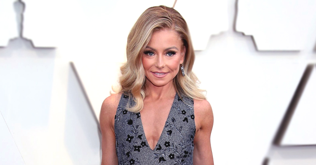 Kelly Ripa Shares How Much Kids Have Grown in 8 Years While Husband Mark Consuelos Remains the Same