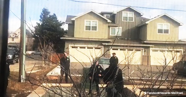 Black Man Confronted by Police at Gun Point for Picking up Trash in His Own Neighborhood