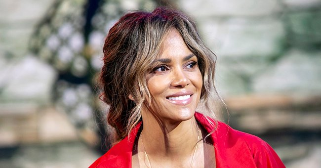 See the Photo Halle Berry Revealed Was One of Her Favorites as She Posed in a Fringed Top