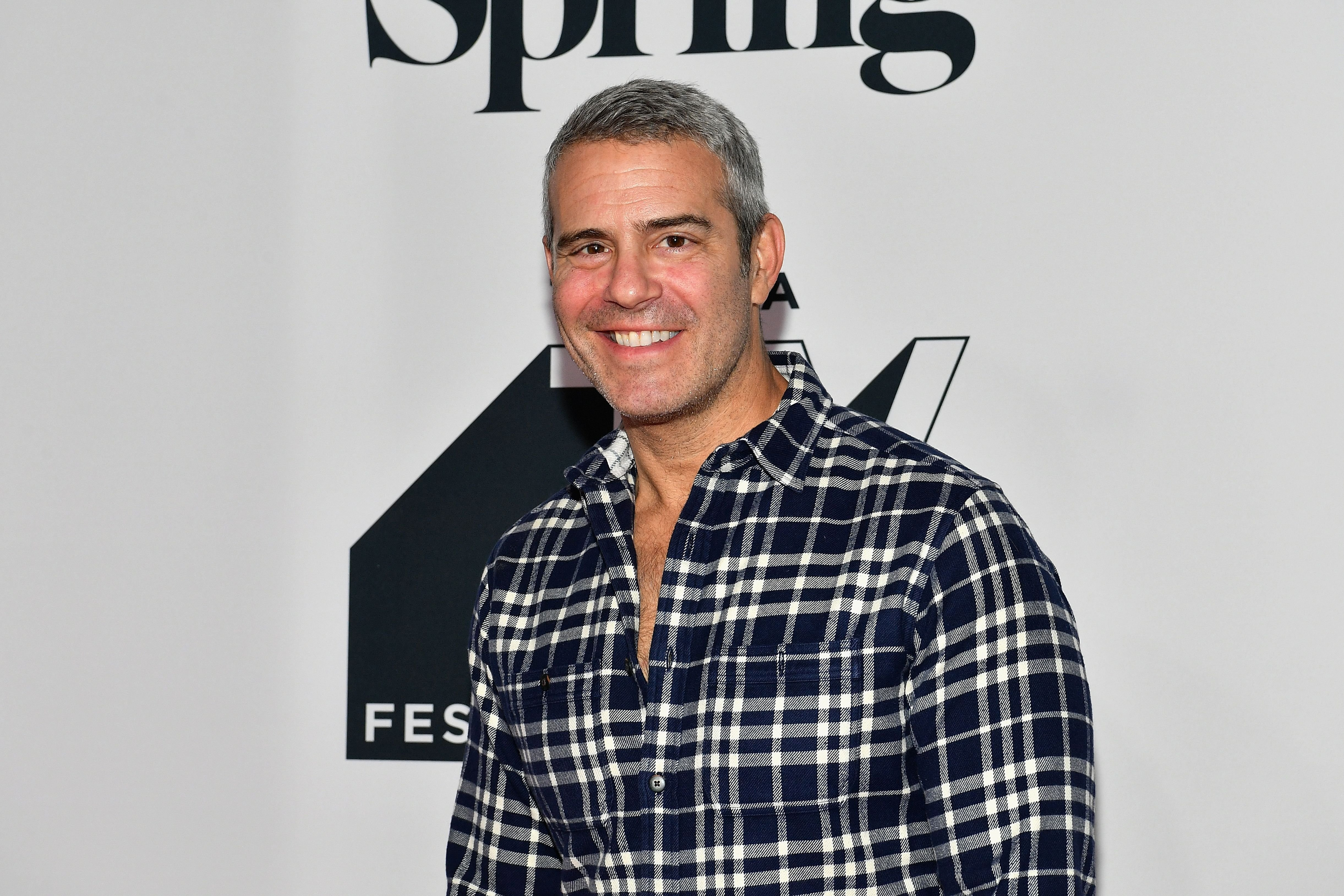 Andy Cohen during the Tribeca talks panel during the 2018 Tribeca TV Festival on September 23, 2018. | Source: Getty Images