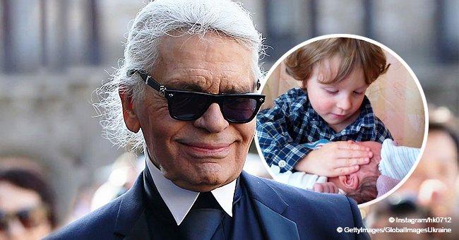 Karl Lagerfeld est mort: Qui est son filleul Hudson, qui a changé sa vie?