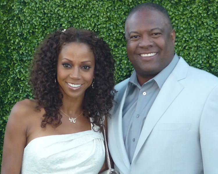 Holly Robinson Peete and Rodney Peete, 2010. | Source: Wikimedia Commons