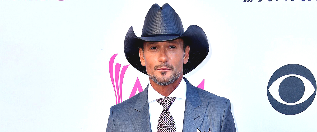 Tim McGraw on Why He's Always in a Hat: 'I Have a Fivehead'