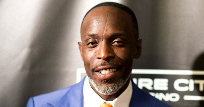 """Michael Kenneth Williams at the """"Mike And The Mad Dog"""" Reunion at Radio City Music Hall in New York City 