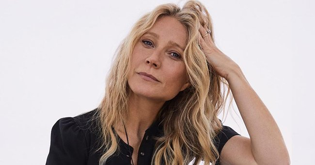 Gwyneth Paltrow Looks Gorgeous Showing Off Stylish Cartier Jewelry from Goop's April Collection