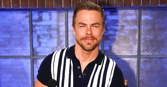Derek Hough Returning as a Judge to Replace Len Goodman on 'Dancing with the Stars'