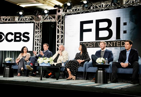 The cast and executive producer of the CBS series FBI: MOST WANTED at the TCA WINTER PRESS TOUR 2020 on Sunday, Jan. 12, 2020 at the Langham Huntington Hotel in Pasadena, CA. | Photo: Getty Images