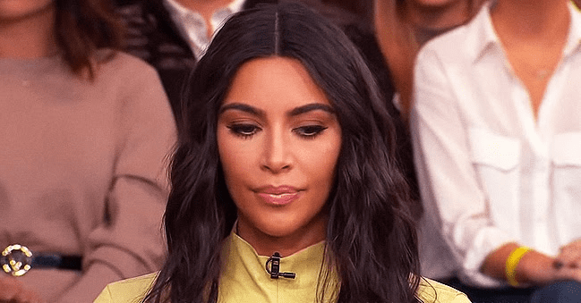 Kim Kardashian from KUWTK Reveals Daughter Chicago Fell out of Her High Chair and Has Stitches on Her Face