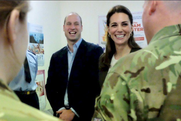 Los Duques de Cambridge / Imagen tomada de: Twitter / kensingtonroyal