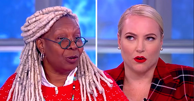 Meghan McCain Slammed by 'View' Fans after She and Whoopi Goldberg Address Confrontation That Went Viral