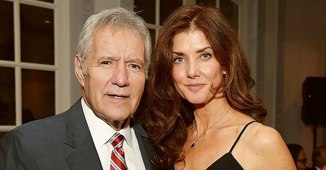 Alex Trebek's Wife Jean Posts Family Photo on 1st Christmas since the 'Jeopardy!' Host's Death