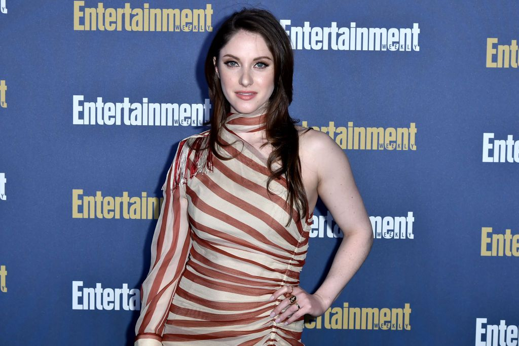 Jillian Mueller at the Entertainment Weekly Honors Screen Actors Guild Awards in January 18, 2020 | Source: Getty Images