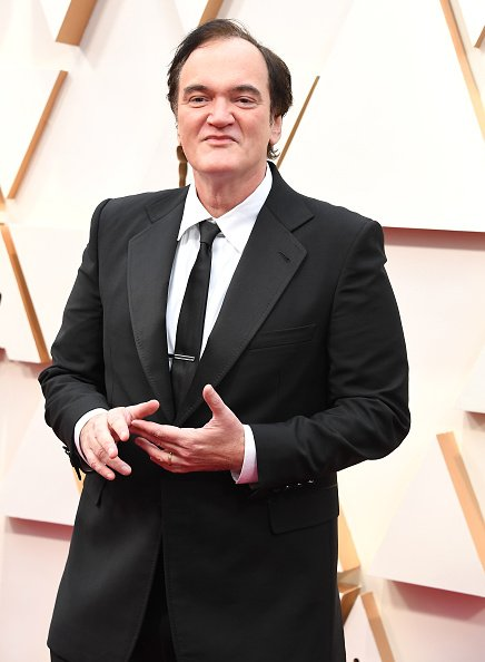 Quentin Tarantino at Hollywood and Highland on February 09, 2020 in Hollywood, California. | Photo: Getty Images