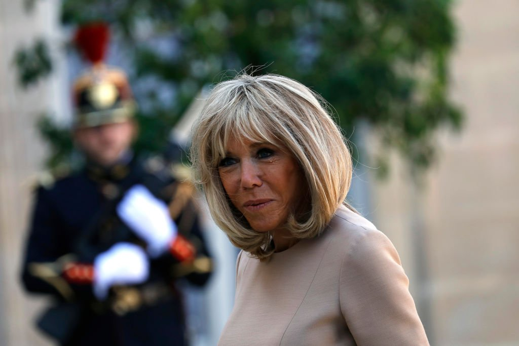 Brigitte Macron, le 22 août 2019 à Paris, en France. | Photo : Getty Images