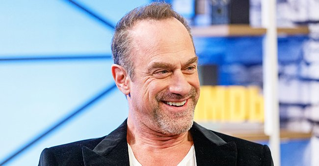 'Law & Order: SVU' Star Christopher Meloni Shows off Stunning Art from Fans of Elliot & Olivia
