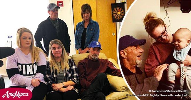 Le père de quatre enfants se rétablit miraculeusement lorsque ses enfants décident de le retirer du système de survie pour mourir