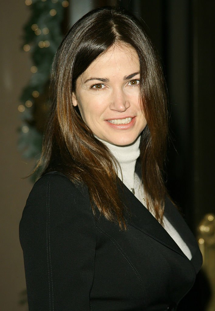 Kim Delaney during The Hollywood Reporter's 15th Annual Women in Entertainment Breakfast Sponsored by Lifetime Television at Beverly Hills Hotel , December 5, 2006 | Photo: GettyImages