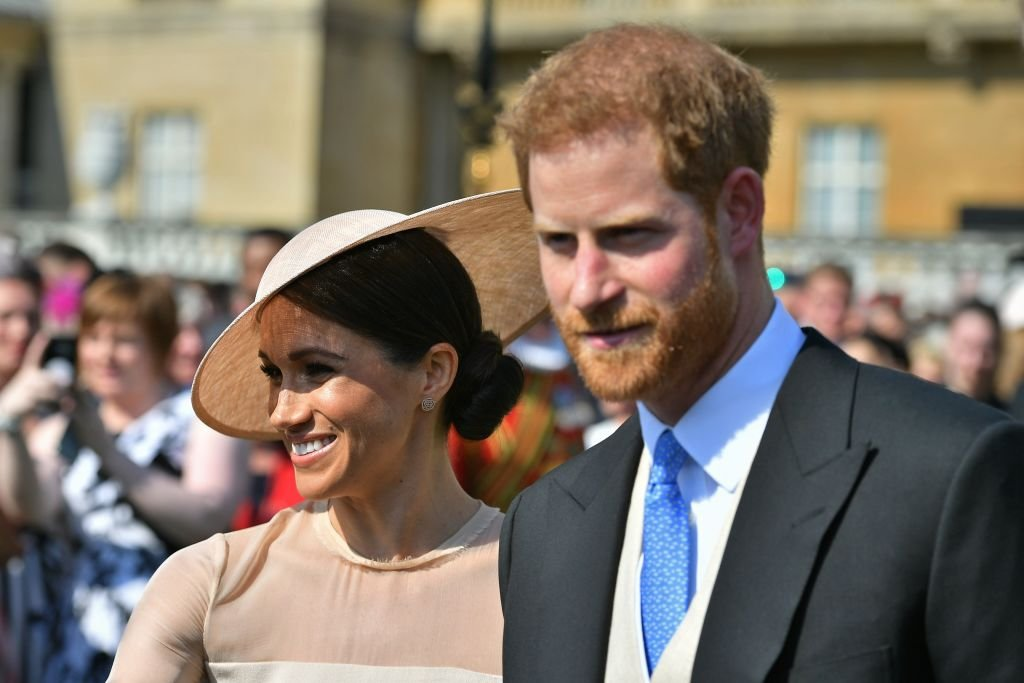 Prince Harry, Duke of Sussex and Meghan, Duchess of Sussex attend The Prince of Wales' 70th Birthday Patronage Celebration held at Buckingham Palace on May 22, 2018 in London, England | Photo: Getty Images
