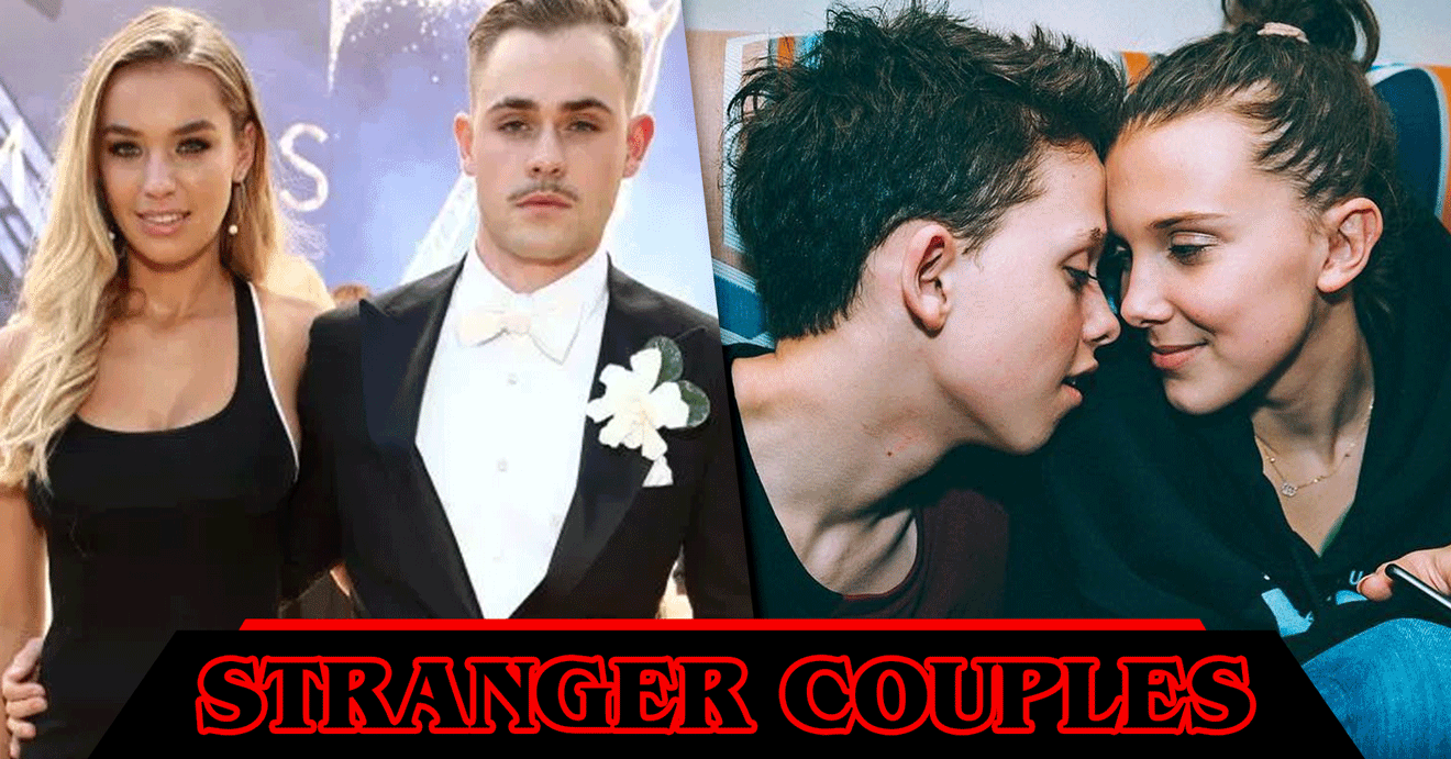 Stranger Things Cast's Real-Life Partners