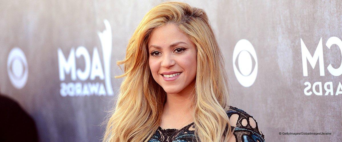 Stolze Mutter Shakira überrascht Fans mit Fotos ihres jüngsten Sohnes Sasha