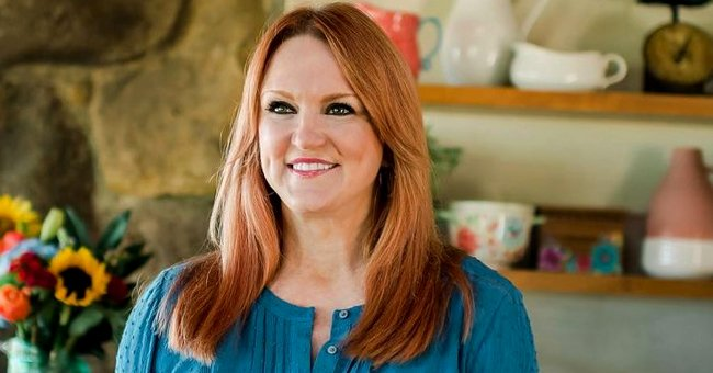 Ree Drummond & Her Daughters Alex, 24, & Paige, 21, Dazzle in Colorful Floral Pattern Outfits – See New Photoshoot