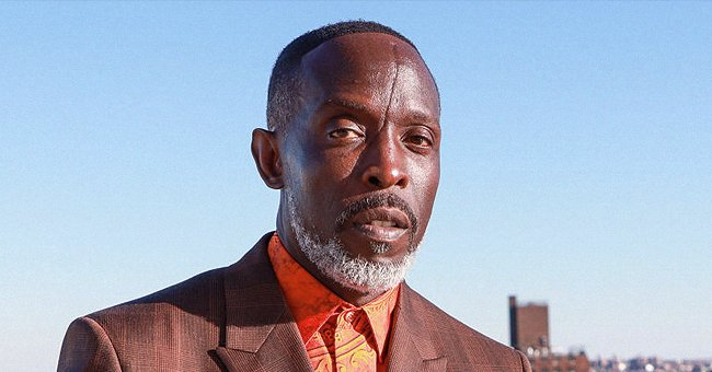 A photo of Michael K. Williams in a shoot | Photo: Getty Images