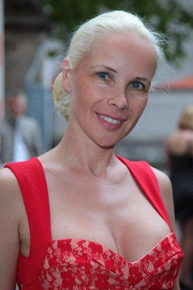 Sylvia Leifheit, 'Der Bulle von Tölz'-Sommer-Event, München, 2013 | Quelle: Getty Images