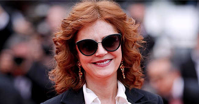 Susan Sarandon Shares Photo of Her Bruised Eye and Says She's Lucky She Has Healthcare after a Fall Resulted in Several Injuries