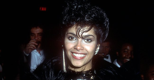 A picture of the late Canadian singer and model, Vanity | Phoot: Getty Images