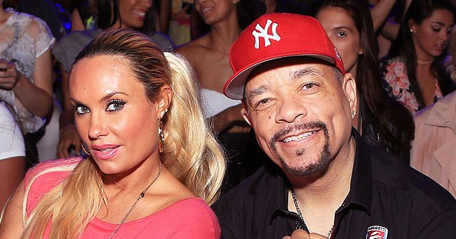 Ice-T's Daughter & Wife Coco Are Visions in Pink Enjoying Their Family's Easter Celebration