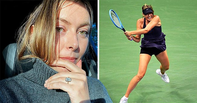 Maria Sharapova's $400k Engagement Ring from Prince Harry's Friend Alexander Gilkes — Take a Look