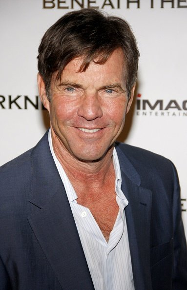 Dennis Quaid at the Egyptian Theatre in Los Angeles, USA on January 4, 2012.   Photo: Getty Images