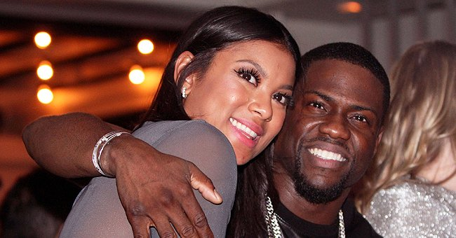 Kevin Hart's 5-Month-Old Daughter Kaori Melts Hearts Showing Her Precious Smile in Cute Outfit