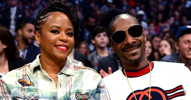 Snoop Dogg's Jokes She Can't Give Relationship Advice after Husband's Recent Cheating Scandal