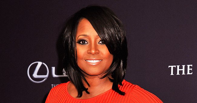 Keshia Knight Pulliam of 'Cosby Show' Shows Her Lookalike Daughter Ella Painting in New Photos
