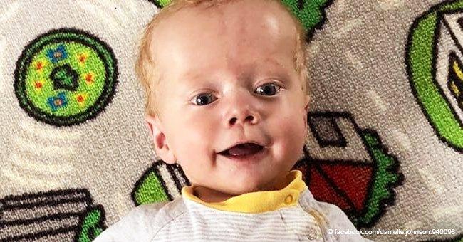 Une mère au coeur brisé a déclaré qu'elle avait prédit que son bébé allait mourir après qu'il n'ait pas voulu prendre sa tétine