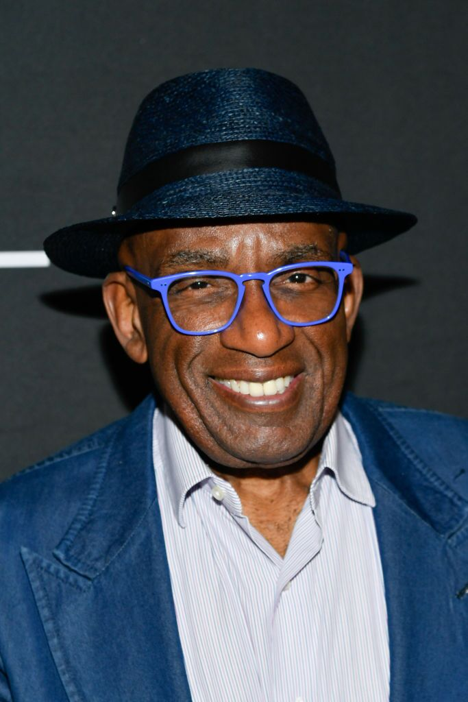 """Al Roker attends """"Burn This"""" Opening Night at Hudson Theatre on April 15, 2019 in New York City. 