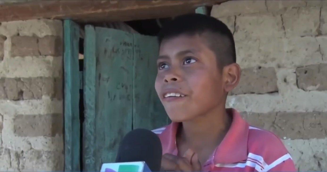 Óscar Ordoñez cuenta lo sucedido en una entrevista a Univisión. Fuente: Facebook / MWM SYSTEMS