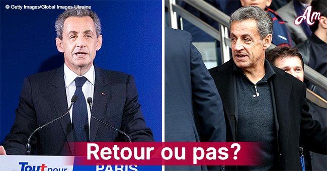 Nicolas Sarkozy répond aux rumeurs sur son retour en politique