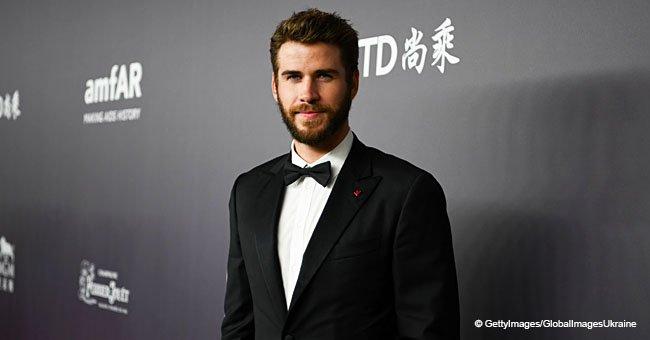 Liam Hemsworth im Krankenhaus, Frau Miley Cyrus erscheint mit den Eltern bei Grammys