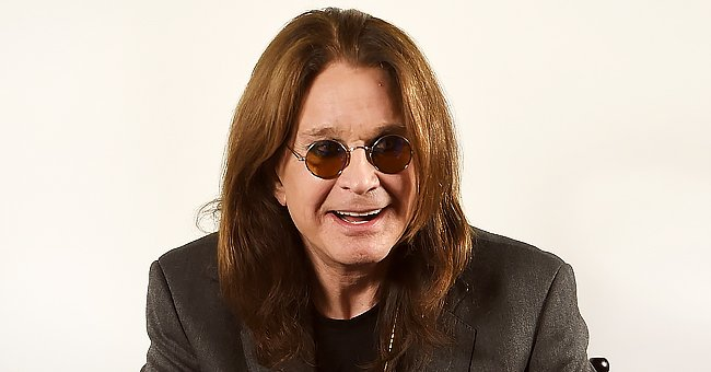 Ozzy Osbourne Looks Barely Recognizable in Santa Claus Costume in a Funny Throwback Snap