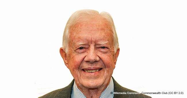 Longest Living US President Jimmy Carter Has 3 Grown-Up Sons and a Daughter - Meet Them All