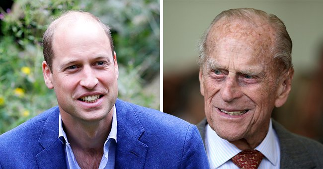 Prince William Reportedly Gives an Update on Prince Philip's Health Amid His Hospitalization
