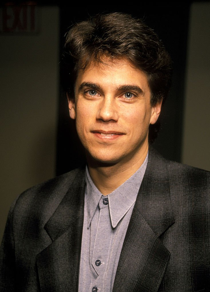 """Robby Benson during Premiere of """"Modern Love"""" at French Institute in New York City, New York, United States. 